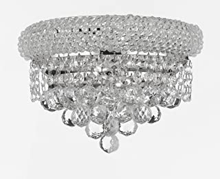 EMPIRE EMPRESS CRYSTAL (tm) WALL SCONCE LIGHTING W 12