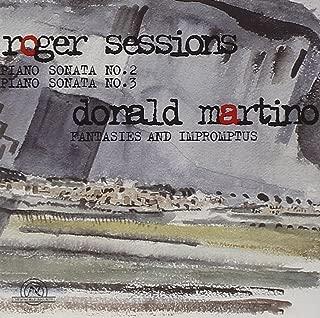 Rogere Sessions, Donald Martino