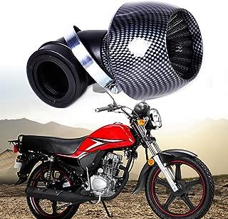 Videopup(TM)35mm 42mm 48mm 90 Degree Air Filter Cleaner for 150cc & 250cc Scooter Moped ATV Extreme TaoTao Roketa SunL JetMoto Kazuma Pit Bike Dirt Bikes & Go Karts