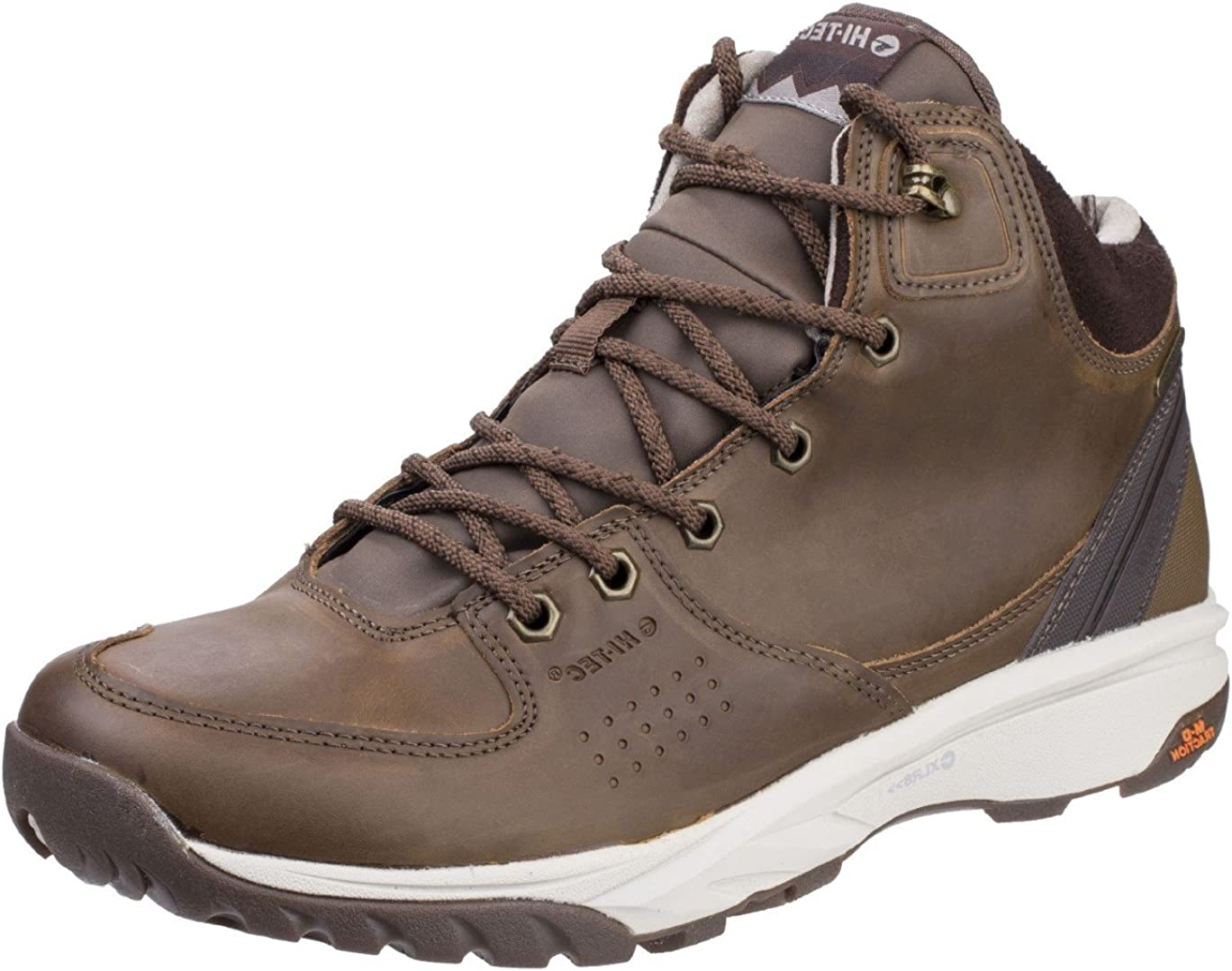 Hi-Tec Wild-Life Lux I Waterproof Brown Walking 9 Purchase - Boots Max 70% OFF