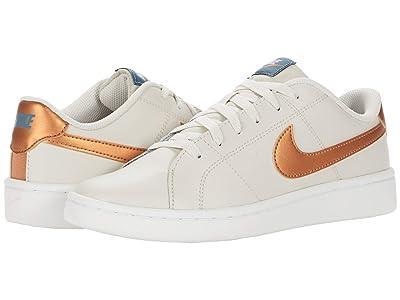 Nike Court Royale 2 (Light Orewood Brown/Metallic Copper) Women