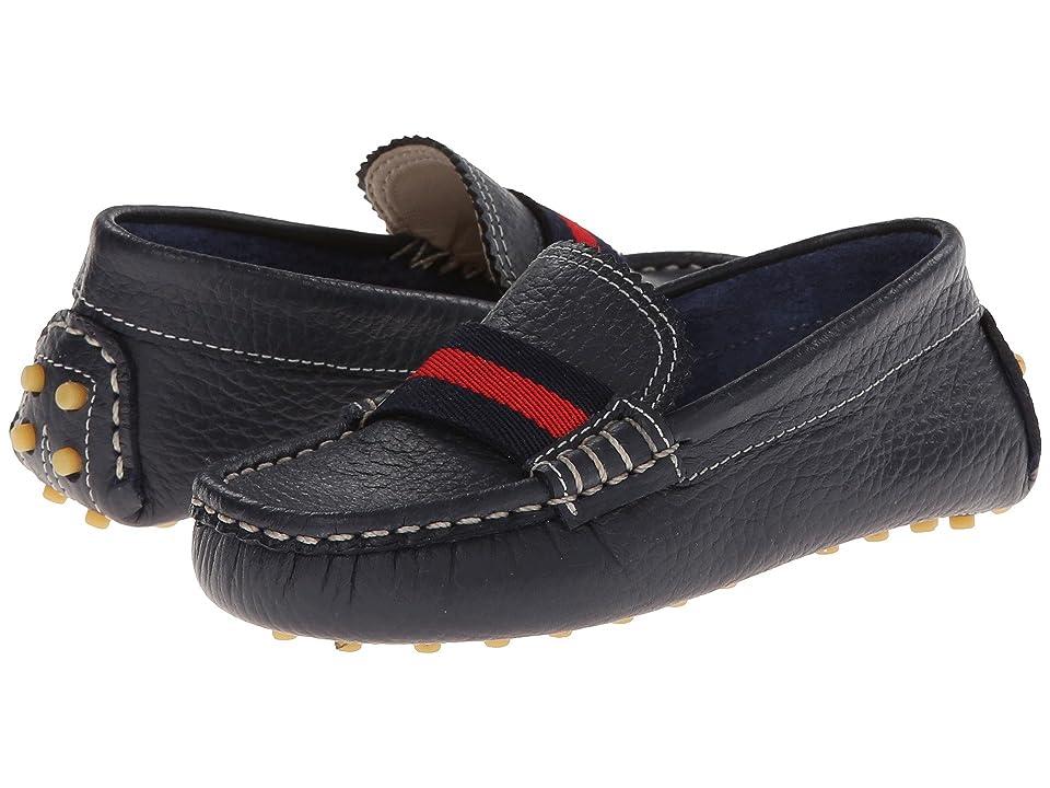 Elephantito Club Loafer (Toddler/Little Kid/Big Kid) (Blue) Boys Shoes