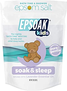 Epsoak Kids Lavender Soak & Sleep Epsom Salt - 2 lb. Bag
