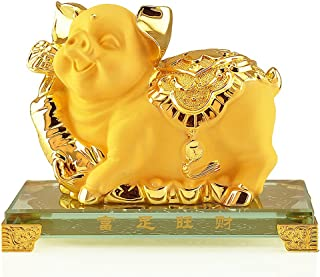 Best chinese pig figurines Reviews