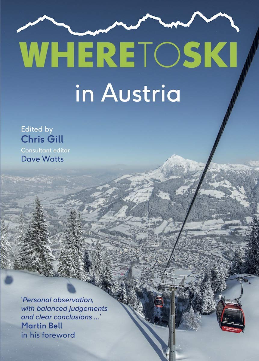 Where to Ski in Austria Idioma Inglés