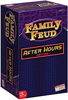 Family Feud After Hours 2018 Edition - Party Game for Ages 17 and Up