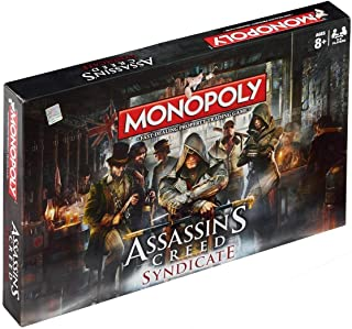 Assassins Creed Syndicate Monopoly