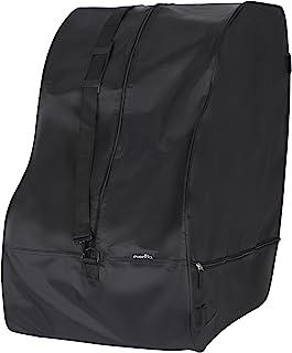 Car Seat Travel Bag & Storage Bag, Universal Fits All Evenflo® Car Seats, Black