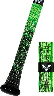 Vulcan 1.00mm Bat Grips/Green Slime