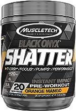 Pre Workout Powder   MuscleTech Shatter Pre-Workout   Preworkout for Men & Women   Featuring Creatine, Beta Alanine, L Cit...