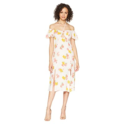 ASTR the Label Kayli Dress (Blush Multi Floral) Women