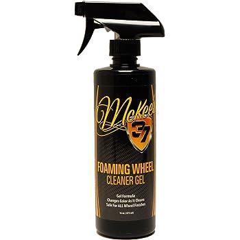 McKee's 37 MK37-370 Foaming Wheel Cleaner Gel, 16 fl. oz.
