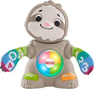 Fisher-Price Linkimals Perezoso de movimientos suaves