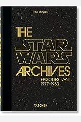 "The Star Wars Archives. 1977Â""1983 Â"" 40Th Anniversary Edition Capa dura"
