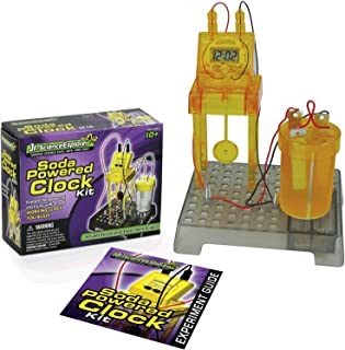 Jr. Science Explorer - Soda-Powered Clock Kit