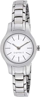 (Renewed) Esprit Tia Analog White Dial Women's Watch - ES107082001#CR