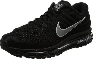 Nike Men's Air Max 2017 Running Shoe (10 D(M) US, Black/White/Anthracite)