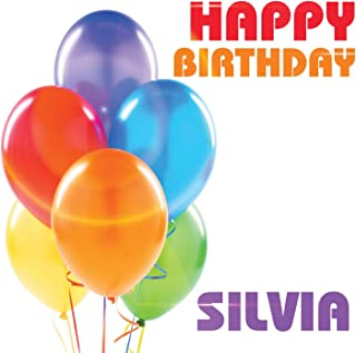 Best happy birthday silvia Reviews