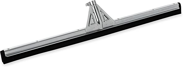 Rubbermaid Commercial Heavy-Duty Floor Dual Moss Squeegee, 30-Inch Length x 3.25-Inch Width x 5.5-Inch Height, Black (FG9C...