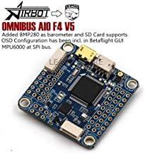 Airbot Omnibus AIO F4 V5 Flight Control for FPV Based on F405 MCU for Quadcopter LEACO