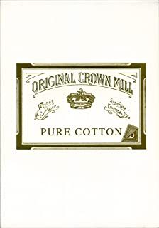 Original Crown Mill Pure Cotton A5 Writing Paper