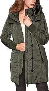 Creenstone Hella 88 cm Womens Jacket UK 10 Reg Dark Bronze Leaf