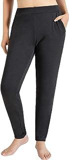 Weintee Women's Joggers Cinch Bottom Sweatpants with Pockets