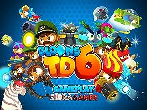 Clip: Bloons TD 6 Gameplay - Zebra Gamer