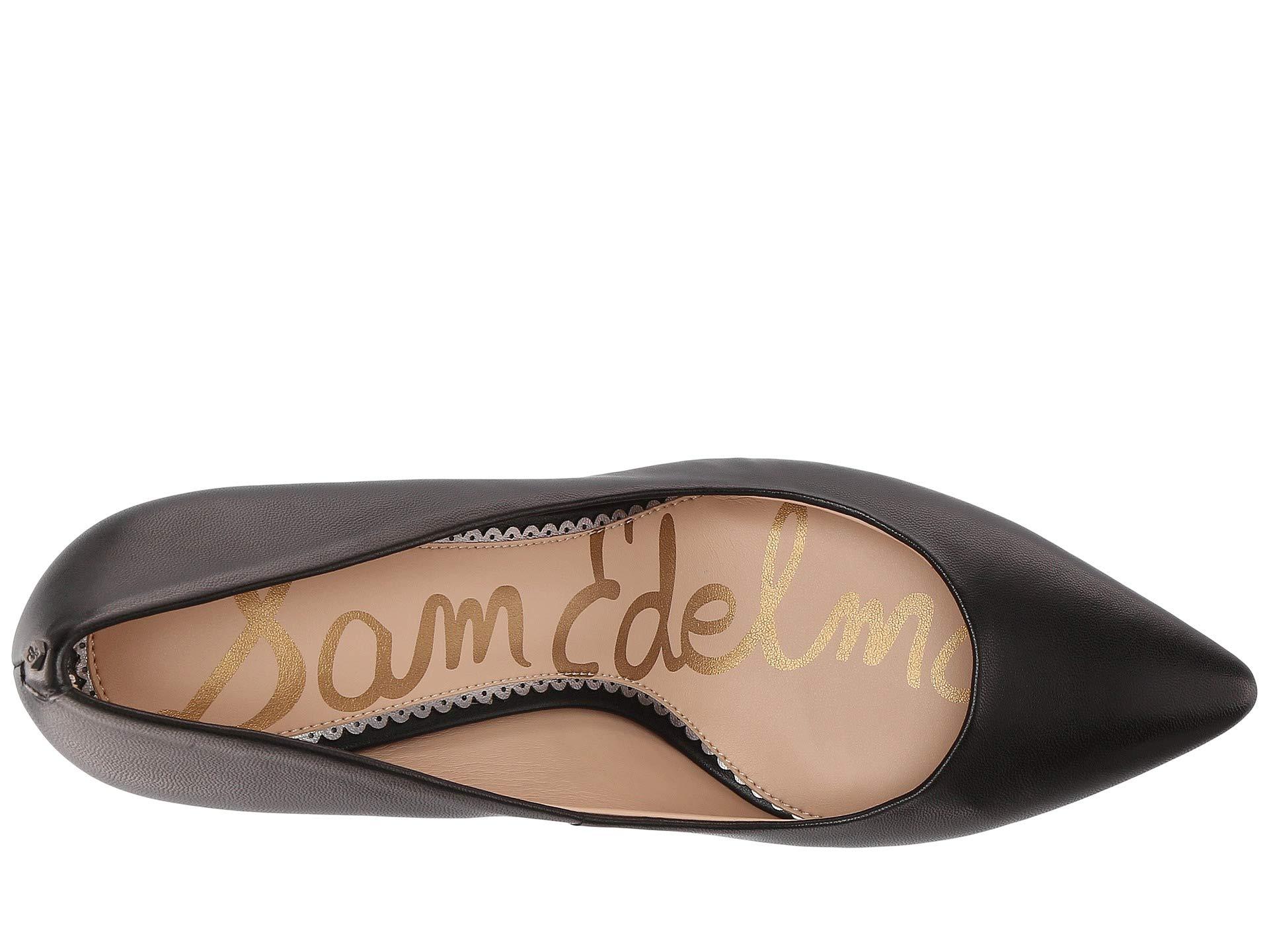 Leather Edelman Tatiana Nappa Dress Black Sam nxX1PRq1