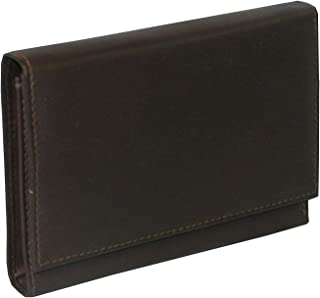 LAVERI Brown Leather For Women - Trifold Wallets