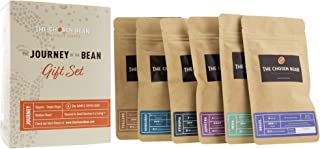 The Chosen Bean Premium Artisan Coffee Journey Of The Bean Gift Box Set Includes 6 Unique Special Coffees