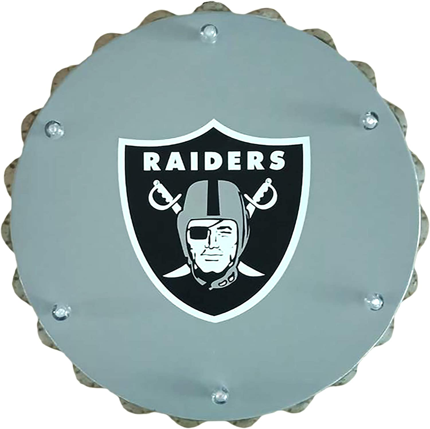 Colorado Springs Mall NFL Oakland Raiders Unisex BOTTLE Gifts Team SIGNBOTTLE SIGN CAP