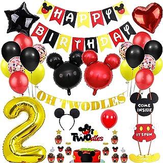 Details about  /x2 Personalised Birthday Banner Toddler Design Children Kids Party Decoration 79