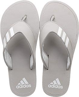 Inquieto Quejar Interminable  Amazon.in: Adidas - White / Flip-Flops & Slippers / Men's Shoes: Shoes &  Handbags
