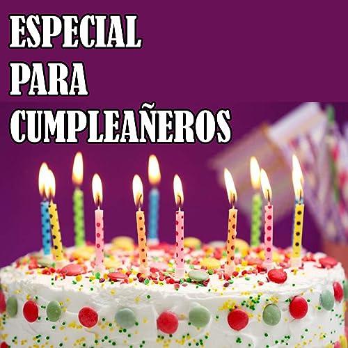 Especial Para Cumpleaños 2 by Varios on Amazon Music ...