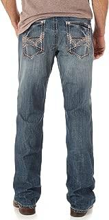 Men's Rock 47 Indigo Layton Slim Fit Jeans Boot Cut Indigo 36W x 36L