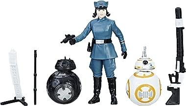 STAR WARS Force Link Rose (Disfraz de Primer Pedido), BB-8, BB-9E Pack