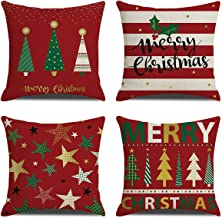 Outdoor Christmas Pillow