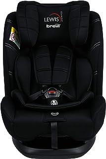 Brevi 518-259 Lewis Isofix TT Black Grupo 0+/1/2/3 0-36 kg