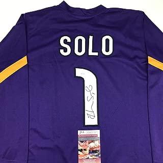 Best hope solo jersey purple Reviews