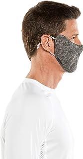 Coolibar UPF 50+ Men's Women's Zenith UV Mask - Sun Protective