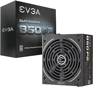 EVGA Supernova P2 Power Supply 80PLUS Platinum Certified ATX Power Supply 850W black 220-P2-0850-X1