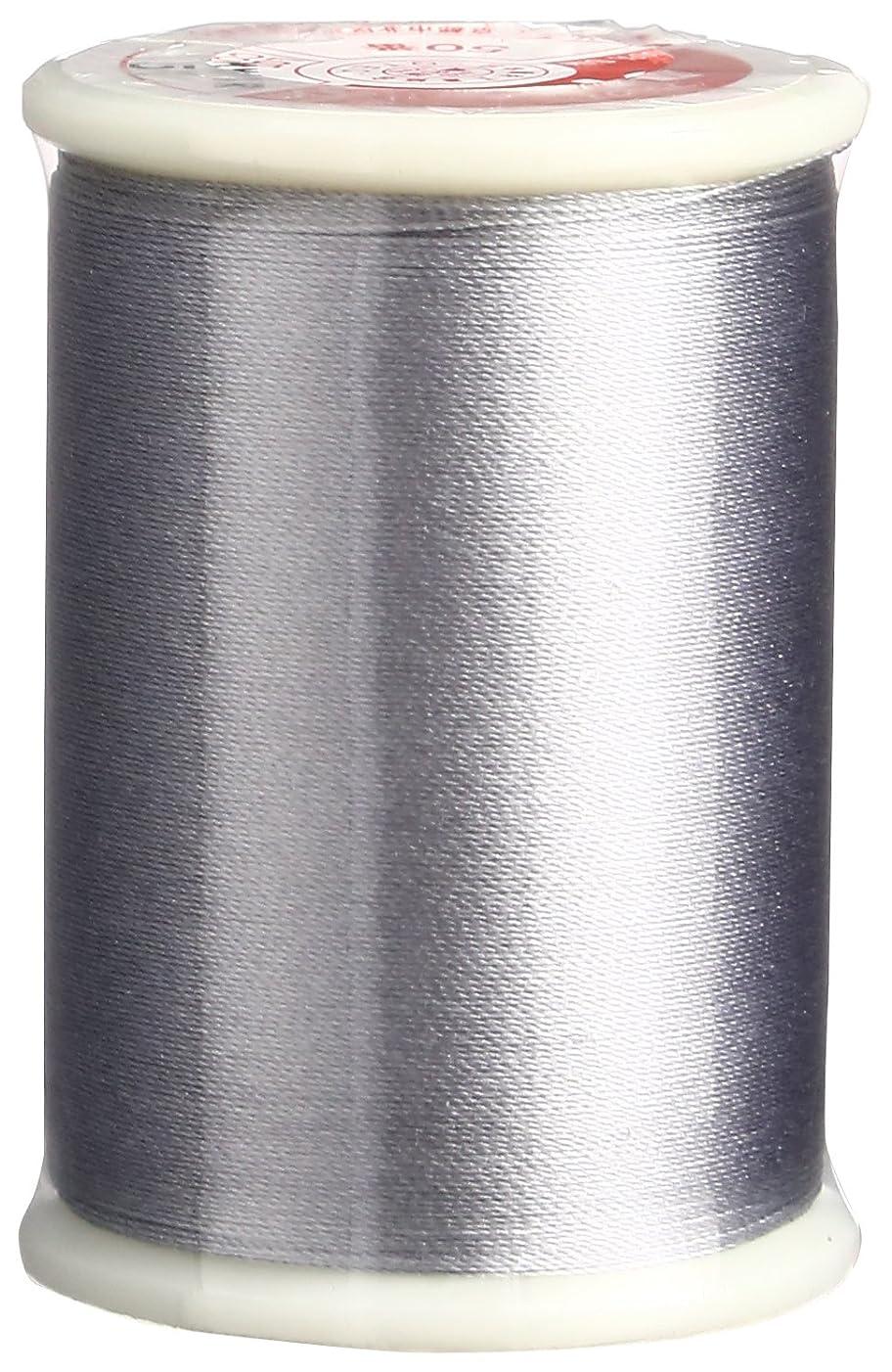 Superior Threads 13601-051 50 WT Tire Filament Silk Thread, Grey, 109 yd
