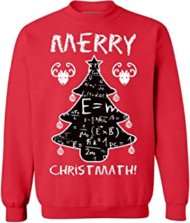math christmas sweater