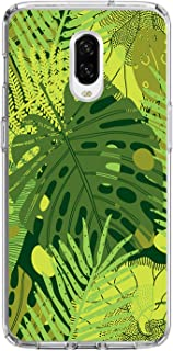 Oihxse Case Compatible with Motorola Moto G6 Crystal Clear Transparent Ultra Thin Back Cover with Cute Design, Soft Silico...