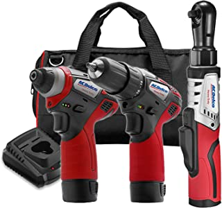 ACDelco G12 Series 3-Tool Cordless Combo 3/8