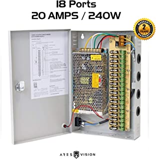 Best cctv power supply connection Reviews