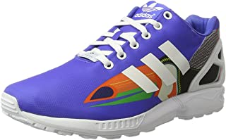 adidas Originals ZX Flux Womens Trainers/Shoes - Blue