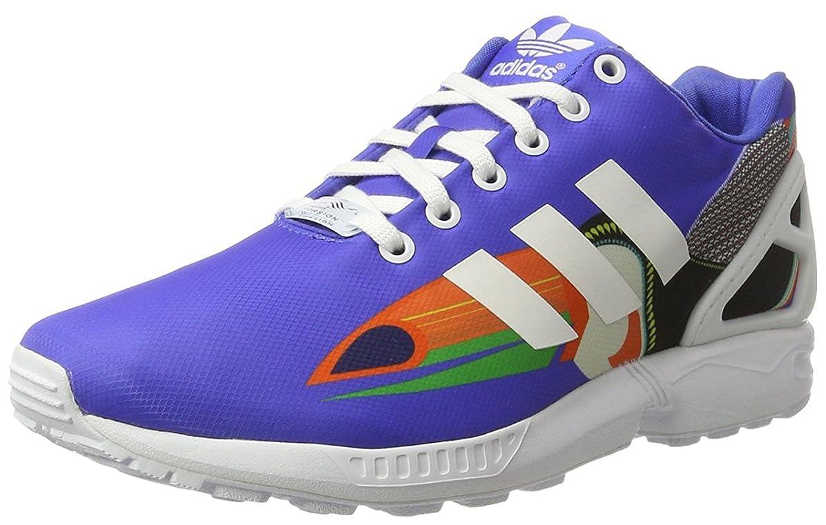 気づかない誕生日紳士adidas Originals ZX Flux Womens Sneakers / Shoes [並行輸入品]