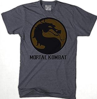 Mortal Kombat Playera Hombre J Rott Wear